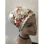 Handmade headscarf, women bandana, head covering, tichel. 581945570