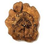 Wedding gift, Israeli Handmade, Olive wood wall clock, Judaica, Israeli souvenir C76 583971427