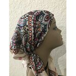 Pre tied tichel, Jewish head cover, tichel 619132239