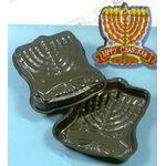 Jewish Cake Pan: Menorah 8012MN