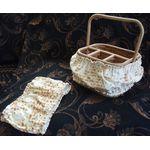 Basket Skirt, Matzo 8030MTZ