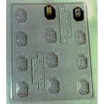 Jewish Holiday Molds, 4 designs, click to view,  J033