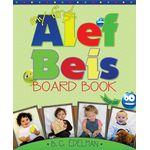 Alef Beis Board Book ABBH