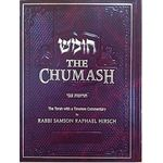 The Chumash (Hirsch - 1 vol.) CHHH