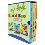 My First Board Books Set (3 vol.) FBB3V