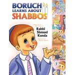 Boruch Learns About Shabbos BLSH