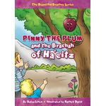 Pinny the Plum and the Brachah of Ha'eitz PPHH