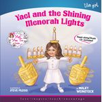 Yael and the Shining Menorah Lights YMLH