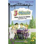 3-Minute Middos Stories for Children 3MMH