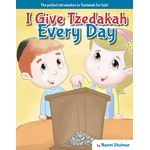 I Give Tzedakah Every Day TEDH