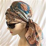 Printed Cotton Scarves / Tichels 101