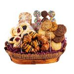 Deluxe Fresh Pastry Gift Basket BB001