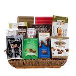 Gourmet Indulgence Gift Basket BA002