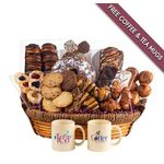 Grand Deluxe Gourmet Fresh Pastry Gift Basket BB004