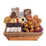 Grand Fresh Pastry Kosher Gift Basket BB002
