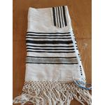 Prayer Shawl, High Holidays, Jewish Prayer Shawl, Jewish Wedding, Cotton Tallit, Tallit For Man, Tallis, White Prayer Shawl, Tallit Set 623959973