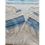 Prayer Shawl, Jewish Wedding, High Holidays, Jewish Prayer Shawl, Cotton Tallit, Tallit For Man, Tallis, White Prayer Shawl, Tallit Set 623957793
