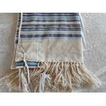 Prayer Shawl, Tallit For Bar Mitzvah, High Holidays, Woven Tallit, Jewish Prayer Shawl, Cotton Tallit, Tallit Set, Tallis, Bar Mitzvah Gift 651188904