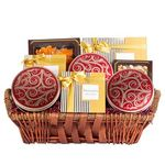 VIP Executive Dried Fruit and Nut Gift basket FB001
