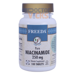 Freeda Vitamins - Niacinamide (B3) 250 mg - 250 Tablets FV-4157-02