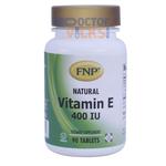 Freeda Vitamins - FNP - Vitamin E 400 IU - 180 Tablets FV-4207-02