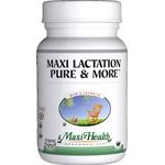 Maxi Health - Maxi Lactation Pure & More - 270 Capsules MH-3120-02