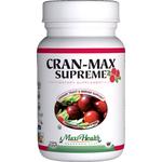 Maxi Health - Cran-Max Supreme - Kosher Cranberry 500 mg - 60 Capsules MH-3155-01