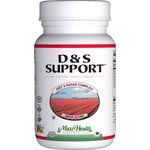 Maxi Health - D&S Support - Kosher Appetite & Blood Sugar Control - 180 Tablets MH-3157-01