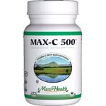 Maxi Health - Max-C 500 mg - Kosher Vitamin C & Bioflavonoids - 100 Tablets MH-3179-01
