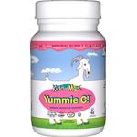 Maxi Health - KiddieMax - Yummie C! - Kosher Vitamin C 250 mg - Grape Flavor - 90 Chewables MH-3189-03