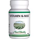 Maxi Health - Vitamin K-Max 100 mcg - 120 Capsules MH-3203-02