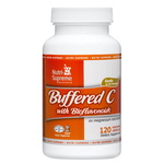 Nutri Supreme - Buffered C With Bioflavonoids 500 mg - 120 Capsules NS-6013-01