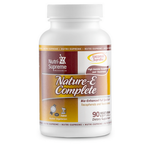 Nutri Supreme - Nature E Complete - 90 Softgels NS-6085-01