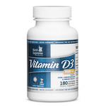 Nutri Supreme - Vitamin D3 3000 IU - 360 Softgels NS-6094-02