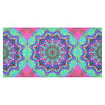 Holidays Tapestry or  table cover- the life flower, Kabbalistic symbol tapestry