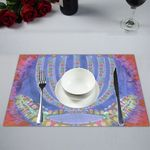"Placemat-14x19""- Sandrine Kespi Creations design placemat 14x19-candelar"
