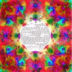 "Hamsa protection- Sandrine Kespi Creations printable pdf-  all wording- ketubah to fill - 23.4x 23.4""- 60x60cm pdf 1839"