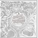 "parchment lace- Sandrine Kespi Creations printable pdf-  interfaith or Reform wording- ketubah to fill - 23.4x 23.4""- 60x60cm pdf 38"