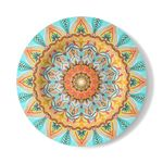 Holidays Luxurious Holidays platters mandala plates