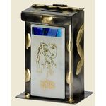 Gary Rosenthal Tzedakah Box Woman of Valor  GR-TZSV
