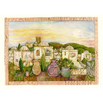 Mosaic Jerusalem - Box of 10 Cards 332-box