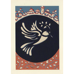 The Papercut Dove - Box of 10 Cards 350-box