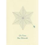 Starweb (blue) - Box of 10 Cards 922-box