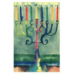 Chanukah Lights - Box of 10 Cards 526-box