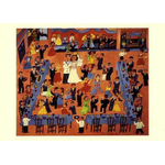 Wedding Reception - Box of 10 Cards 600-box