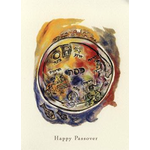 The Seder Plate - Box of 10 Cards 804-box