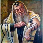 Tefilin | Jewish Art Oil Painting Gallery ISRQT89934