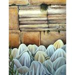Menucha Yankelevitch- Birkat Kohanim in Succot | Jewish Art Oil Painting Gallery MENBKS91170
