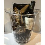 Engraved Wine Ice Bucket Mishloach Manos Engraved Wine Ice Bucket Mishloach Manos