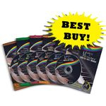 COMPLETE STARTER PACKAGE - 6 Music Books & 6 CDs Complete Starter Pkg-6 Books & 6 CDs